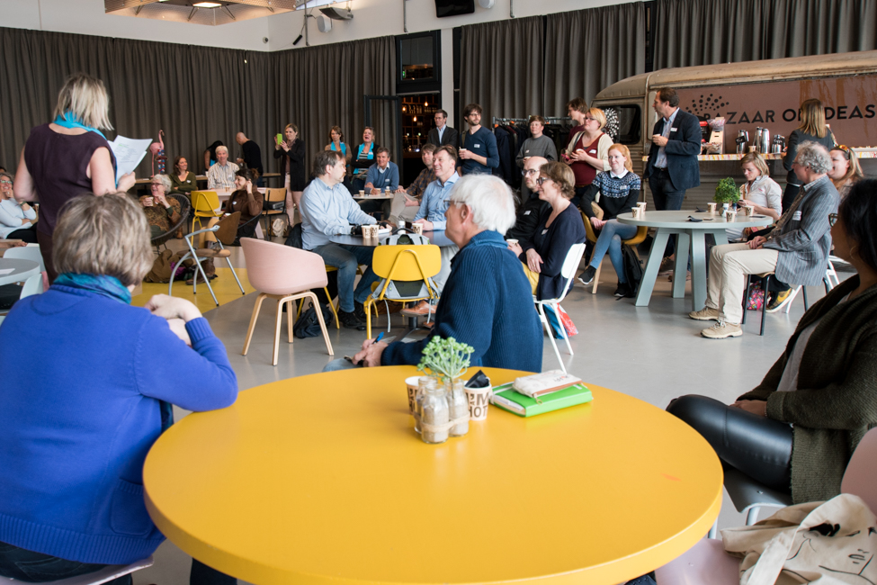 Bazaar of Ideas - BMC masterclass 18 april - Den Haag