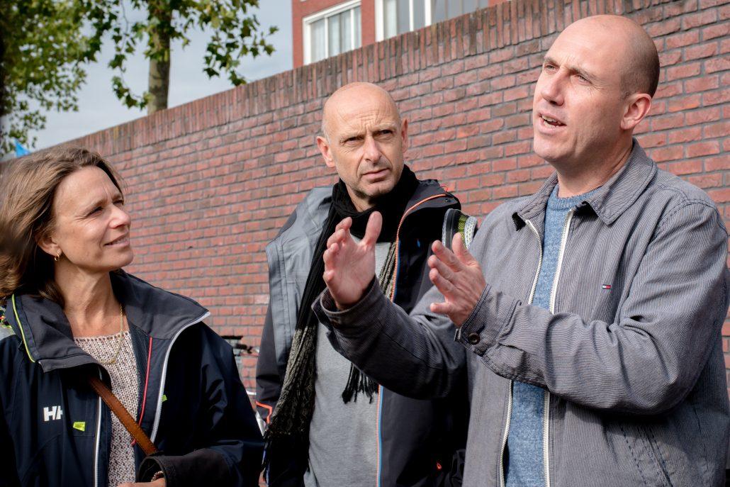Fietstour - Ringpark Dichterswijk - Groenplan