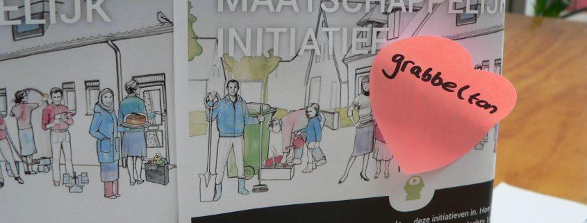 Sfeer bijeenkomst Werk met Maatschappelijk Initiatief 26 Mei 01