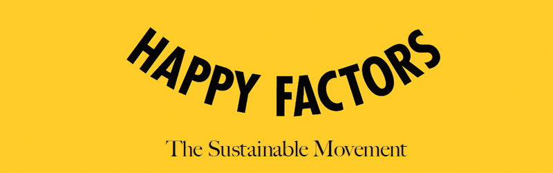 Happy Factors - Sustainable Movement | powered by GreenWish
