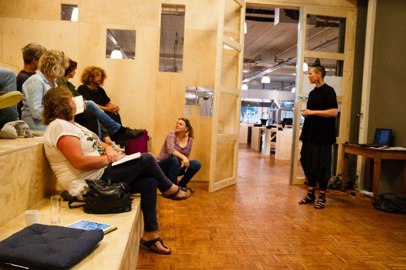 Initiatiefkunde Workshop Zwolle - Ineke van Zanten
