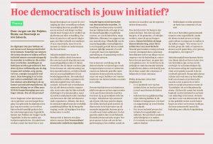 democraticchallenge initiatief