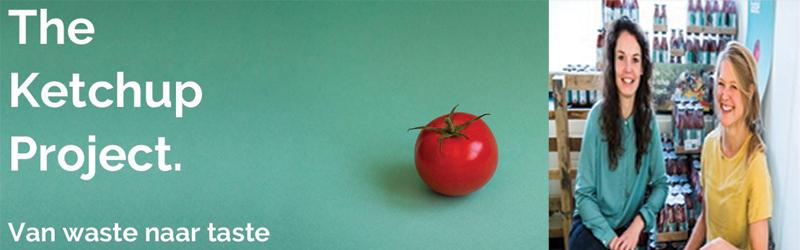 Van waste naar taste | The Ketchup Project