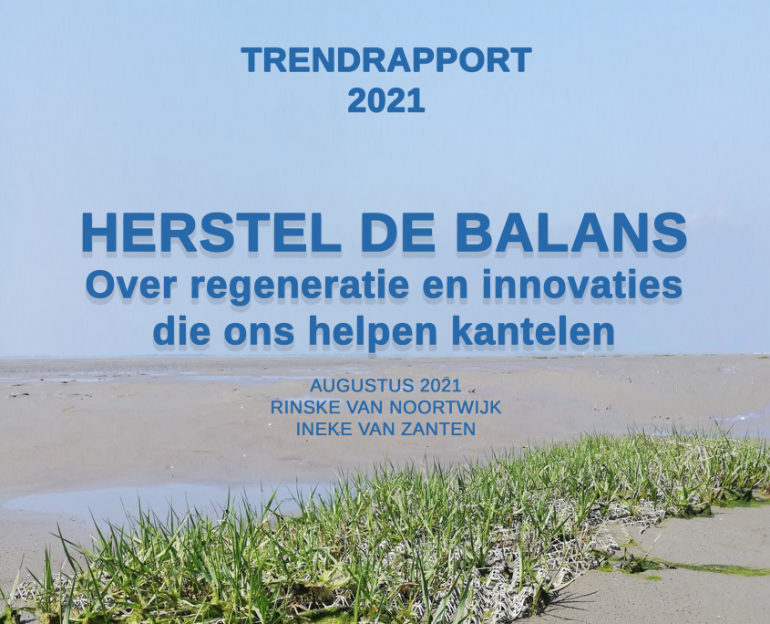Trendrapport Duurzame Dinsdag 2021