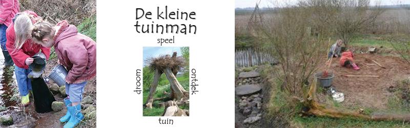 Maatschappelijk initiatief De Kleine Tuinman