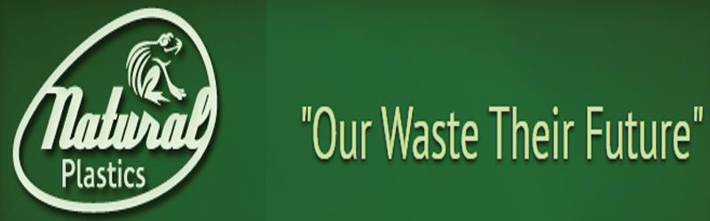 Maatschappelijk initiatief Natural Plastics