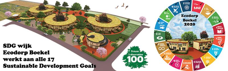 Ecodorp Boekel SDGs
