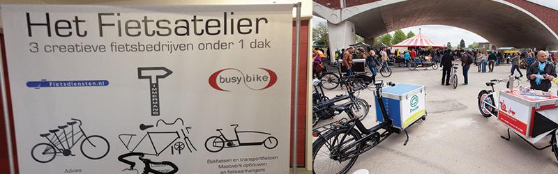 Maatschappelijk initiatief Fietsdienst NL