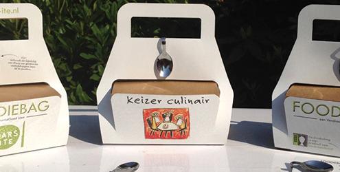 Maatschappelijk initiatief Foodiebag