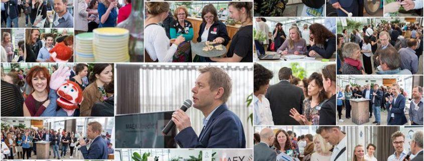 lancering maex utrecht - maatschappelijke impact