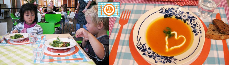 Maatschappelijk initiatief tijd voor eten