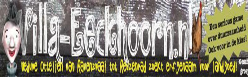 Maatschappelijk initiatief Villa Eeckhoorn