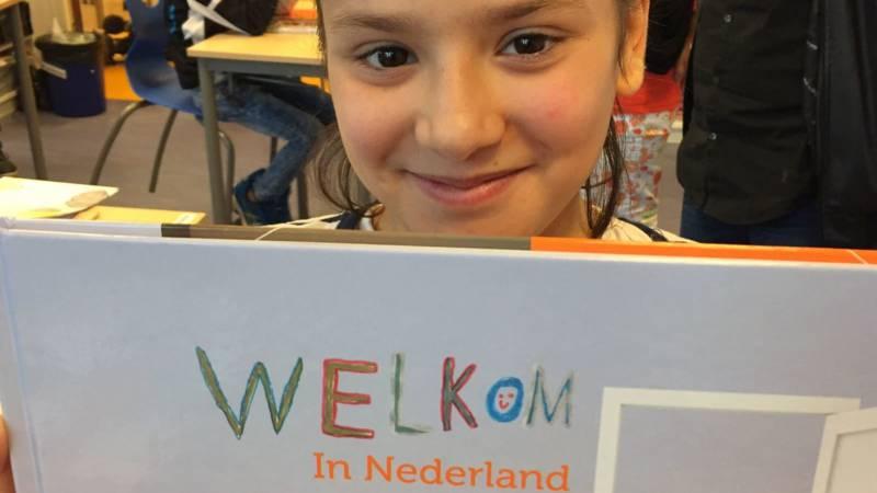 Welkom in Nederland - boek